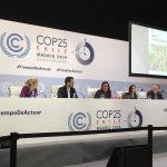 Thumbnail Deborah Delgado participa en presentación de libro del CIFOR en el marco de la COP 25
