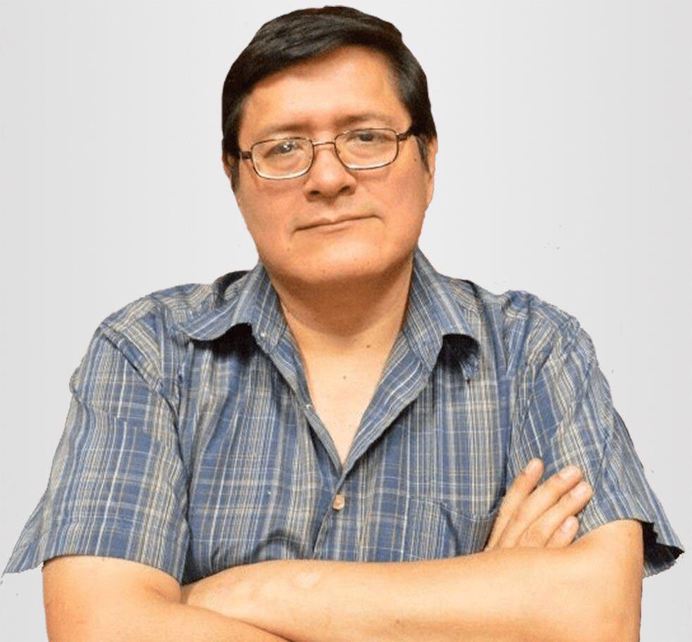 Carlos Mejía Alvites