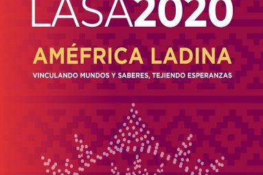 ¡Empieza el Congreso LASA 2020!