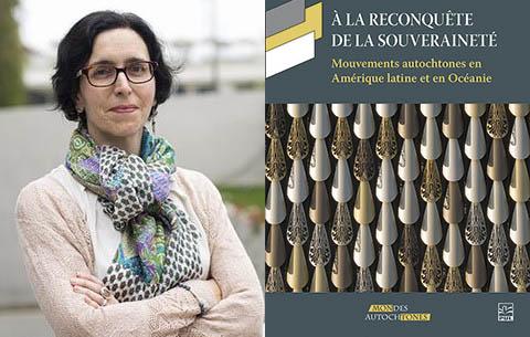 Investigadora Stéphanie Rousseau, co-autora del libro «À la reconquête de la souverainet»