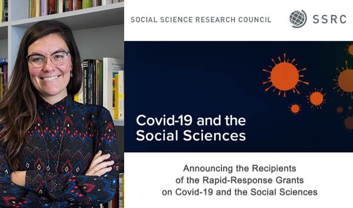 SSRC's Rapid-Response Grants on Covid-19: Proyecto de investigadora Deborah Delgado entre los ganadores