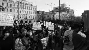 Semana histórica: Columnas de investigadoras e investigadores CISEPA sobre la reciente crisis en el Perú
