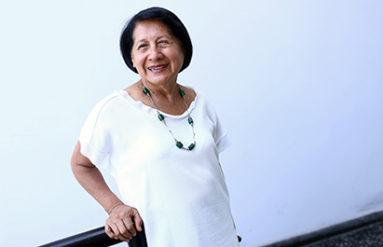 Nombramiento de profesora emérita, Dra. Narda Henríquez