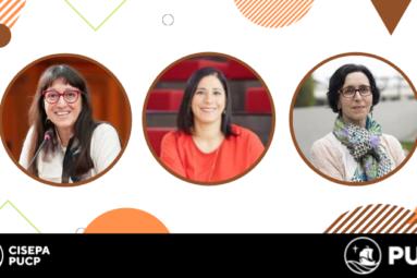 Investigadoras CISEPA participan en el podcast «Perú Debate» de RPP Noticias
