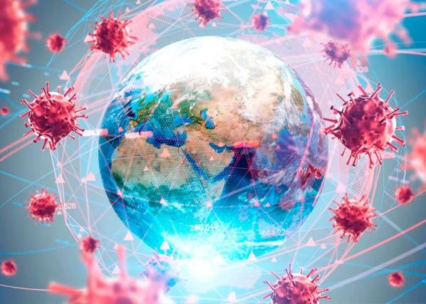 Una nueva pandemia en el mundo globalizado: el coronavirus CoV-2 y su  expansión internacional - IDEHPUCP PUCP