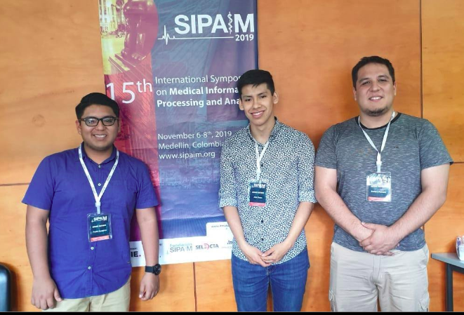 Participation at SIPAIM 2019